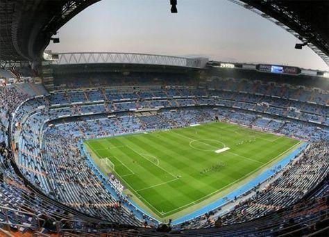 تغير اسم ملعب ريال مدريد الى طيران الامارات قريبا