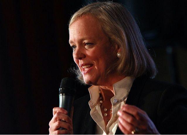 المديرة التنفيذية لشركة هوليت باكارد تشبه ترامب بهتلر وموسوليني