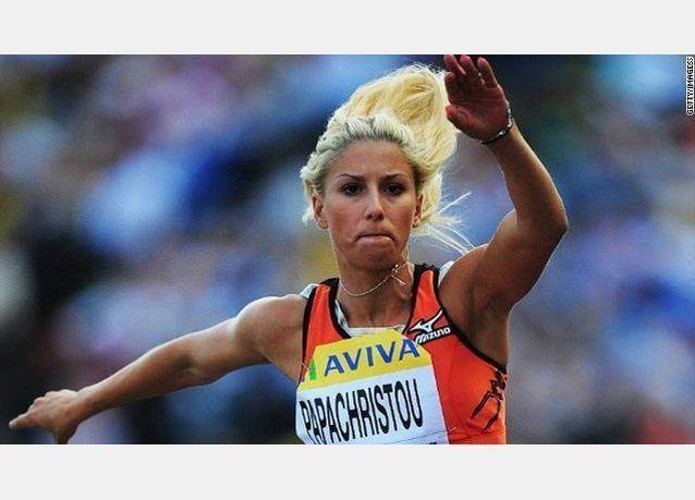استبعاد لاعبة يونانية من الأولمبياد بسبب تدوينة عنصرية