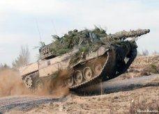 بعد السعودية...قطر تسعى لشراء دبابة ليوبارد الألمانية