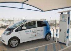 """""""مصدر"""" تركب أول شاحن سريع لبطاريات السيارات الكهربائية في منطقة الشرق الأوسط"""