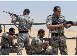 الجيش المصري يوسع عملياته في سيناء