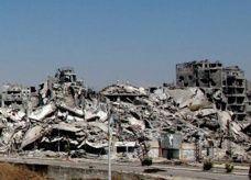 """قصف """"غير مسبوق"""" على أحياء في دمشق"""