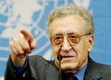 كوفي عنان والأخضر الابراهيمي سجلان داميان في الفشل والمجازر