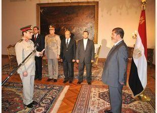 تحذير الجيش المصري من انهيار مصر