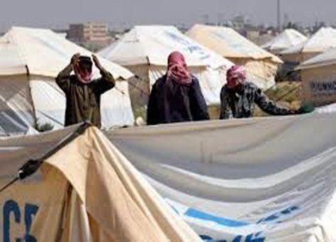 200 ألف شخص عدد النازحين السوريين في لبنان