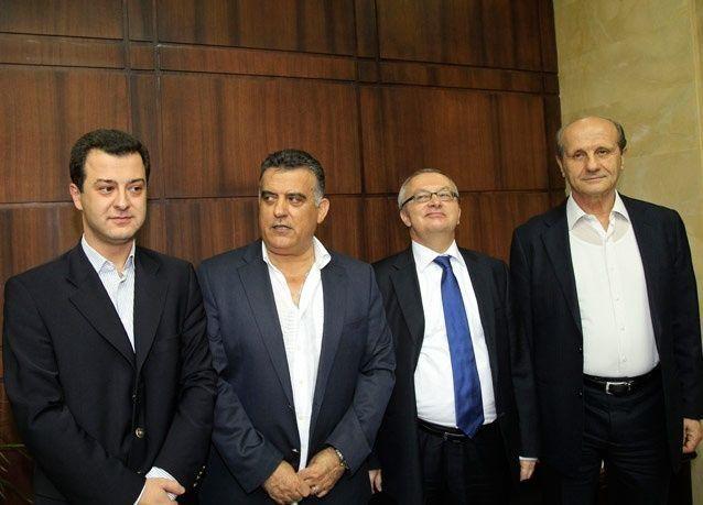 """بالصور: تحرير المخطوف التركي عند عائلة """"آل مقداد"""" في لبنان"""