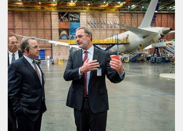 الاتحاد للطيران تستعد لاستلام طائرتها البوينغ 787 دريملاينر