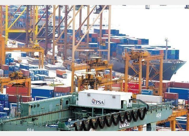 صادرات السعودية تتجاوز 1343 مليار ريال