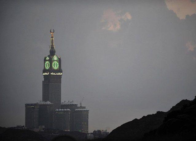 100 مليار دولار لمشروع إعادة تنظيم مكة
