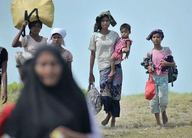 بيع مسلمي ميانمار لعصابات الاتجار بالبشر في تايلاند