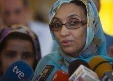 منظمة حقوقية: الشرطة المغربية اعتدت على الناشطة أمينتو حيدر