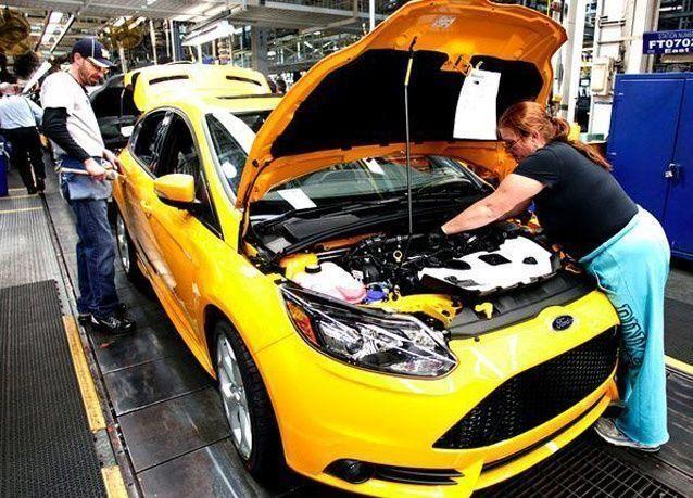 بالصور: فورد تطلق سيارتها الهجينة الجديدة سي ماكس إنرجي