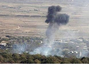 إطلاق نار من سوريا على الجولان المحتل