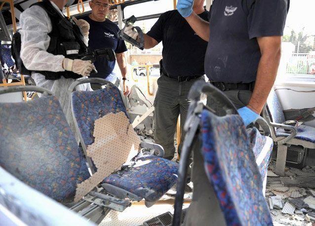 سقوط جرحى جراء انفجار سيارة مفخخة في تل أبيب