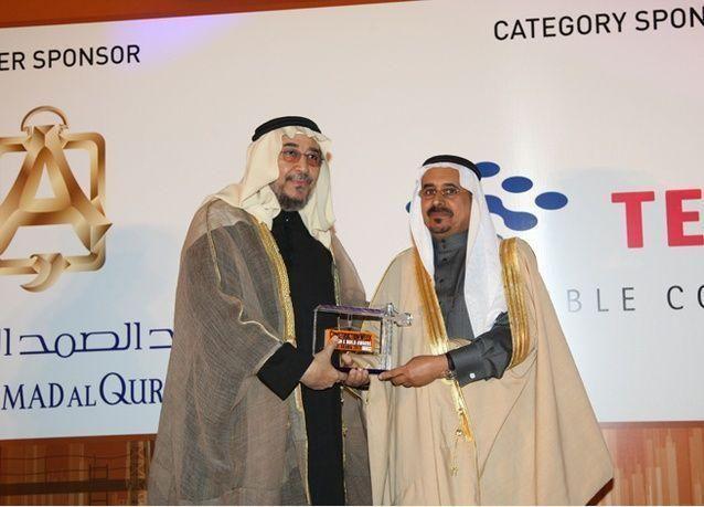 جوائز مجلة كونستركشن ويك 2012 لرواد قطاع البناء والإنشاء في السعودية