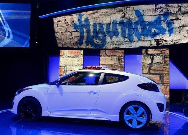 صور من معرض لوس أنجلس السنوي للسيارات