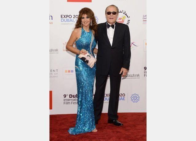 صور افتتاح مهرجان دبي السينمائي العالمي