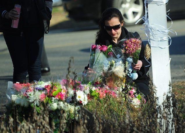 بالصور: مجزرة في ولاية كونتيكيت الأمريكية ضحاياها اطفال في مدرسة ابتدائية