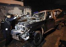 مهاجمة مركزي شرطة في بنغازي بشرق ليبيا