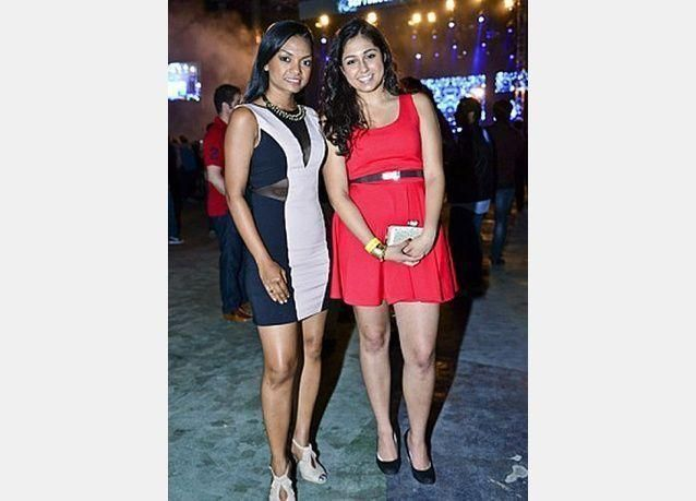 بالصور: حفلات دبي ليلة رأس السنة