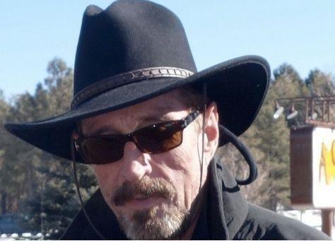 مؤسس شركة مكافي يكشف شبكة إرهابية لحزب الله في بيليز!
