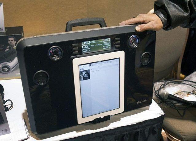 بالصور: معرض الإلكترونيات الاستهلاكية في لاس فيغاس