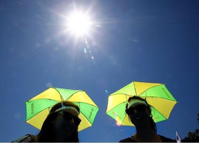 بالصور : انطلاق بطولة أستراليا المفتوحة لكرة المضرب