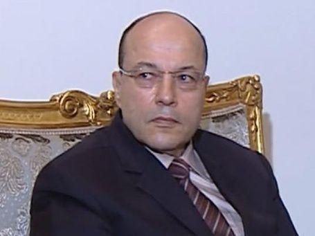 النائب العام يناقش استرداد الأموال مع وزير الداخلية البريطاني
