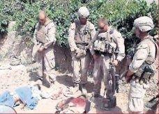 اعتراف جندي أمريكي بالتبول على جثث مقاتلي طالبان