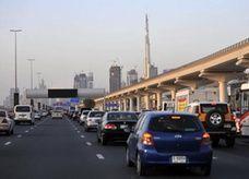 تسجيل 3500 مركبة جديدة يومياً في دبي في 2012