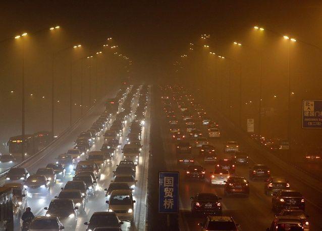 الصين تنفق 277 مليار دولار على مكافحة التلوث