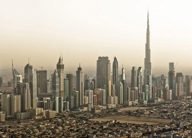 صور برج خليفة كما لم تره من قبل