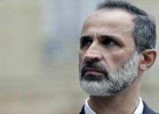 معاذ الخطيب رئيس الائتلاف السوري مستعد لمفاوضة النظام بشروط