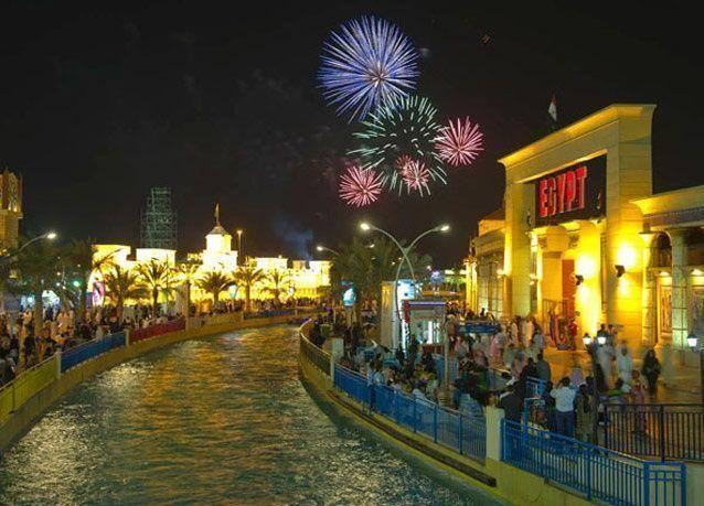 القرية العالمية في دبي تستقبل الزائرين اعتبارا من 5 اكتوبر المقبل