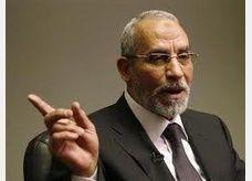 تحديد موعد محاكمة قيادات جماعة الاخوان بمصر لاتهامهم بقتل متظاهرين