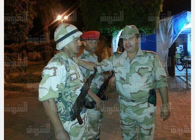 مقتل ضابط في هجوم شمال شرقي القاهرة