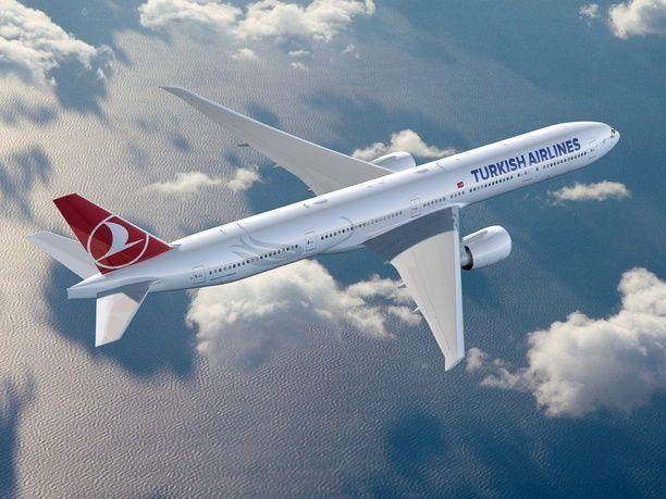 زيادة عدد الركاب على رحلات الخطوط التركية 26% في 5 أشهر