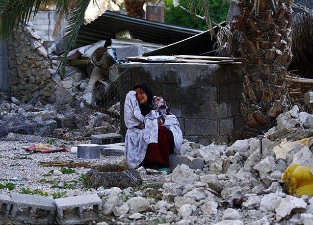 37 قتيل ومئات الجرحى ضحايا زلزال إيران الذي وصل تأثيره إلى الخليج العربي