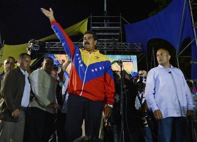 الرئيس الفنزويلي يزور الصين ودولا في أوبك وسط أزمة مالية