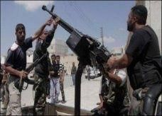المعارضة السورية تعلن تلقيها دفعات من أسلحة ستغير من شكل المعركة