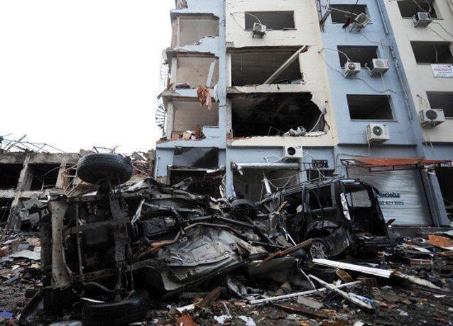 اتهامات بتورط الاستخبارات التركية بتفجيرات الريحانية