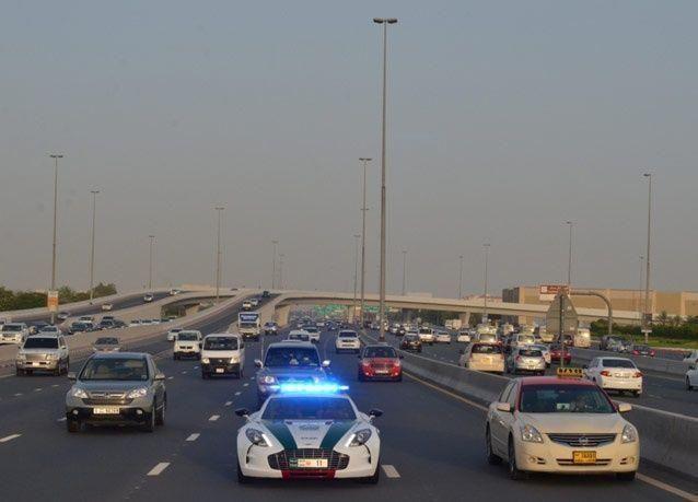 بالصور: شرطة دبي تطلق الدوريات الرياضية الجديدة في مناطق الجذب السياحي