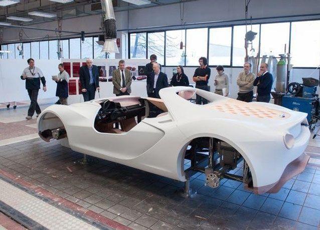 بالصور: إطلاق سيارة فيراري سيرجيو حصرياً في قطر