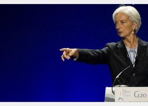 استجواب رئيسة صندوق النقد الدولي في قضية فساد مالي!