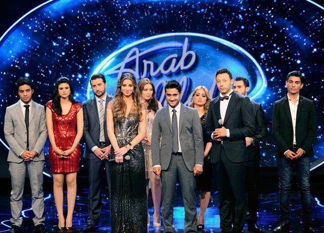آراب آيدول حلقة النتائج: راغب علامة يحيي الحفل والجمهور يستبعد مهند المرسومي بالتصويت