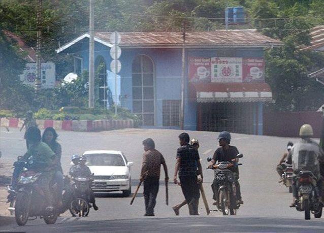 تحذير من احتمال اختفاء المسلمين في بورما بالإبادة والتهجير