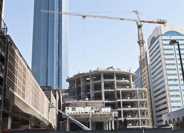 صور المركز التجاري العالمي في أبوظبي