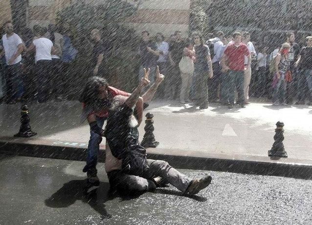 رسميا: أول قتيل تركي منذ بداية الاحتجاجات