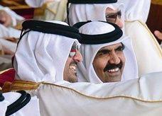 أمير قطر سيسلم السلطة لابنه